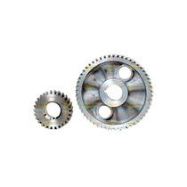 Engrenagem Comando Aluminio Virabrequim Aço Gm Opala 4cil
