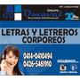 Letras Y Letreros Corporeos-publicidad General-papel Ahumado