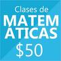 Clase Personales En Taller De Física Y Matemáticas | Cdmx
