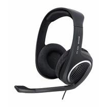 Headset Sennheiser Com Microfone Para Pc Pc320