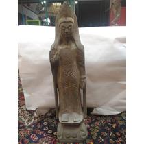 Escultura De Pedra Deus Hindu Antiga - Hanuman