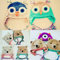 Gorritos En Crochet Para Chicos