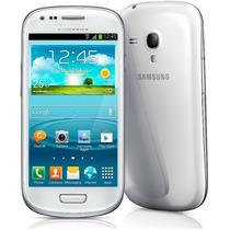 Samsung Galaxy S3 Mini Blanco I8190 Libre Dual Core 8gb 3g