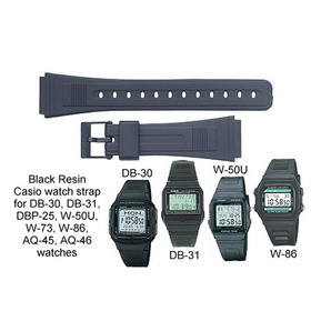 edbb392d014 Pulseira P  Casio Aq-160 Aq-161 Aq-162 Aq-163 - R  25
