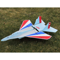 Kit Aeromodelo F-22 Raptor Em Deplon.