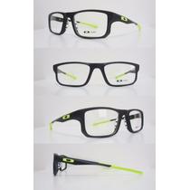 Armação Óculos Grau Voltage Leve Feminino Masculino