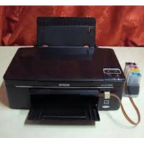 Epson Nx130 Multifuncional Con Sistema Continuo