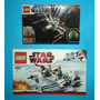 Lego Manuales Originales Star Wars Sets 9677 Y 8084