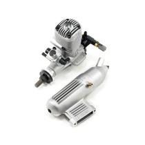 Motor O.s. 25la .25 Glow Engine 2-stroke W/muffler 20h 12352