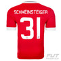 Camisa Adidas Manchester United Home 2016 31 Schweinsteiger