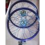 Rin Nº 20 Bicicleta Aluminio Excelente Calidad Par