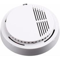 Sensor Detector De Humo Autónomo Inalámbrico Fotoeléctrico