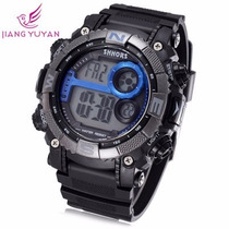 Relógio Masculino Esportivo Militar Digital Shhors Barato