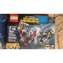 Lego Batman Persecucion En Moto,deadshot,harleyqueen,barato