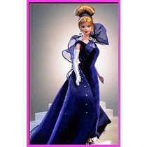 Miembro Selección Oficial Barbie Collector Embassy Club Wal