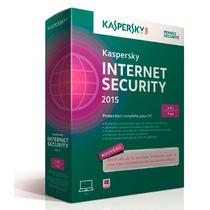 Kaspersky Internet Security 2015 - Licença Até 2017