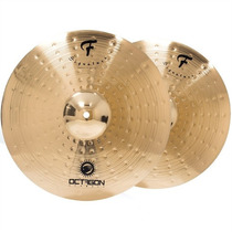 Prato Octagon Chimbal Hi Hat Medium 14 - F Signature