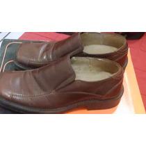 Zapatos Mocasines Idaly Usados