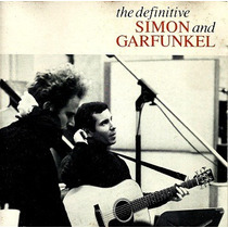 Cd / Simon & Garfuinkel = The Definitive - 20 Sucessos