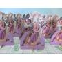 Rapunzel Display De Mesa,infantil,mdf