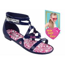 Sandália Infantil Barbie L