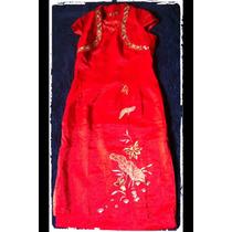 Lindo Vestido Chino Para Ti