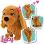 Lucy La Perrita Obediente Interactiva Club Pets De La Tele