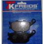 Pastilha De Freio Tk Tkm 63 - Traseira Hornet-cbr600 -cbr900