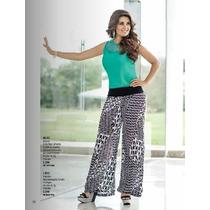 Pantalon Estampado T-s Nuevo Muy Moderno