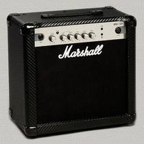 Amplificador Marshall 15w Para Guitarra Mg15 Cf Simisol