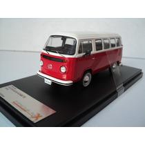 Volkswagen Combi T2 Bus 1976 Auto A Escala De Colección