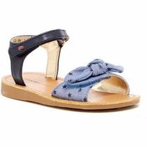 Zapatos Niñas Tommy Hilfiger Talla 11 Usa (17 Cm) Sandalias