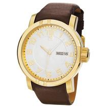 Relógio Neymar Jr Nj30079b Dourado