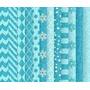 Kit Imprimible Pack Fondos Frozen Clipart 42