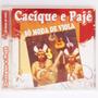 Cd Sertanejo Cacique E Pajé Moda Viola Música Velho Berrante