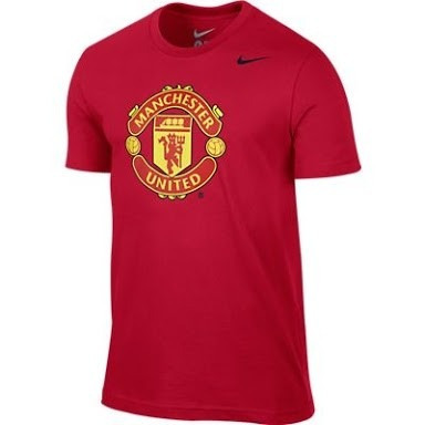 Playera Casual Nike Manchester United 100% Original oferta -   300.00 en Mercado  Libre 2cd084f1b477f