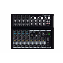 Mesa/mixer Mackie Mix12fx C/ Efeitos - Ms0047
