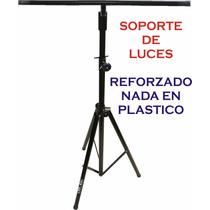 Soporte Pie Tripode Para Luces Dj Led Tachos /ofertón/