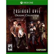Resident Evil Origins Collection Xbox One - Mídia Física
