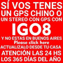 Actualizacion Gps Igo8 Igo Primo Sin Moverte De Tu Casa