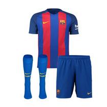 Conjunto Barcelona 2016-17 Para Niño