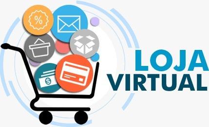 c74545e06 Criação De Loja Virtual Moderna Entrega Rápida Em 24 Horas - R  189 ...