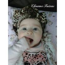 Boina/touca De Plush Bebê E Infantil Frete Grátis