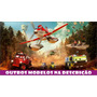 Painel Decorativo Festa Infantil Lona Aviões Da Disney 2 X 1