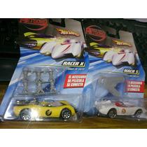 Hotwhells Meteoro 1:64 Racer Y Mach 5