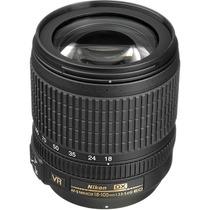 Lente Nikon Af-s Dx Nikkor 18-105mm F/3.5-5.6g Ed Vr - Open