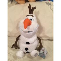 Frozen Olaf De Peluche Disney Store