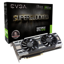 Geforce Evga Gtx1070 8gb Sc Gaming 08g-p4-6173-kr Oferta48hs