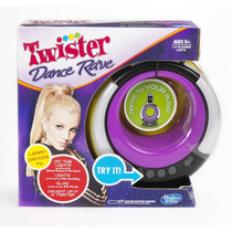 Twister Dance Rave Juego Electronico