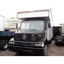 Mb 1418 Ano 1993 Truck + Bau De 10:20 X2:90x2:50